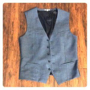 Express Suit Vest Medium